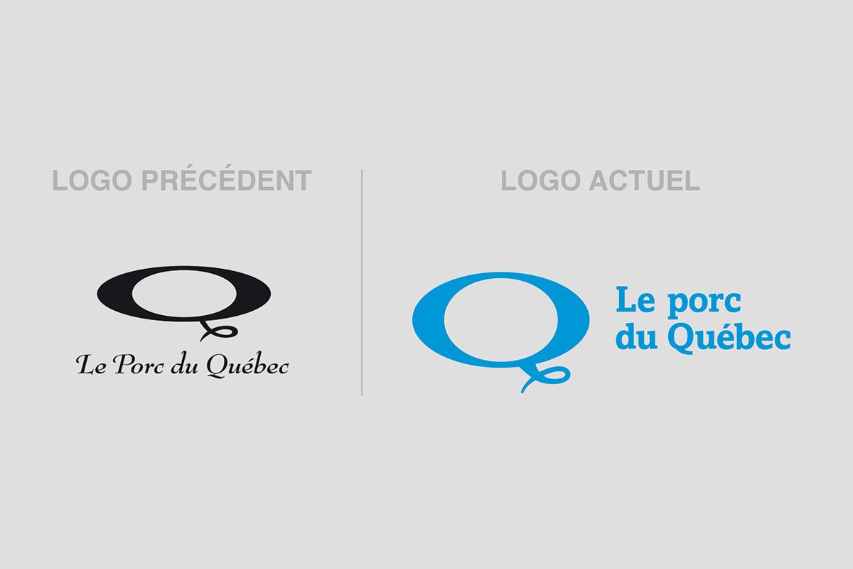 logo,Porc,Quebec,lg2,claude auchu,brand guide