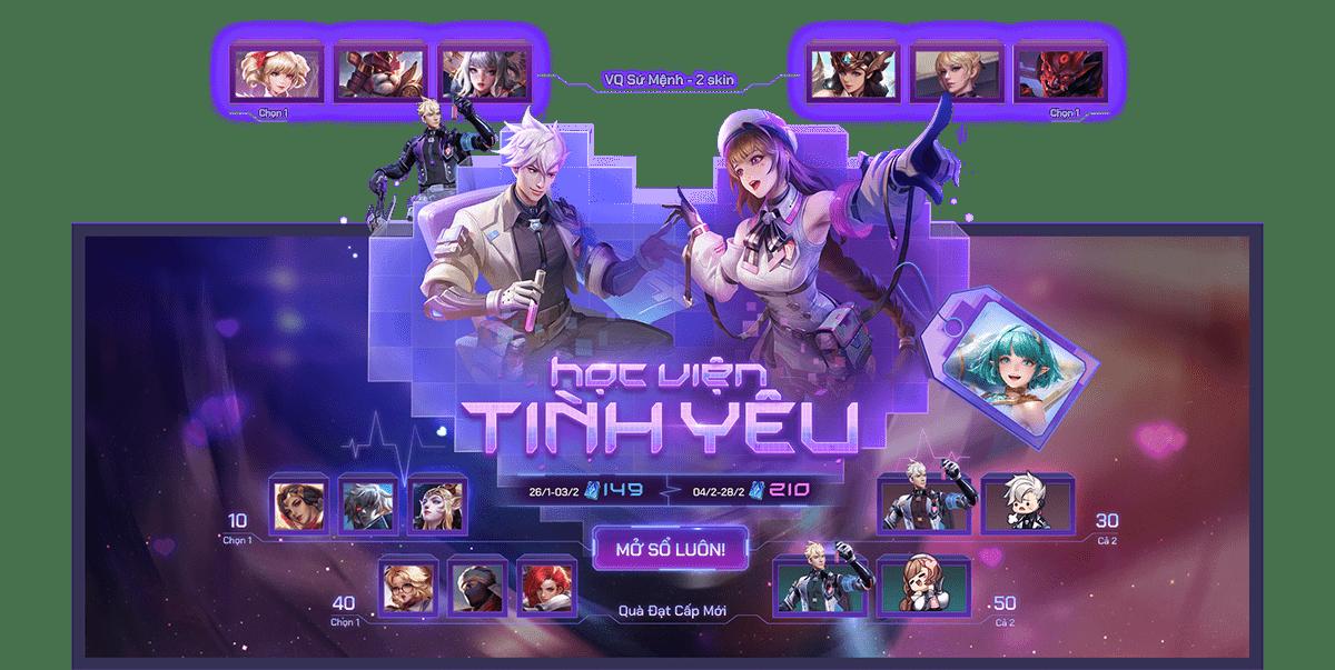 Arena of Valor game graphic design  Layout Lien quan liên quân mobile mobile game rov