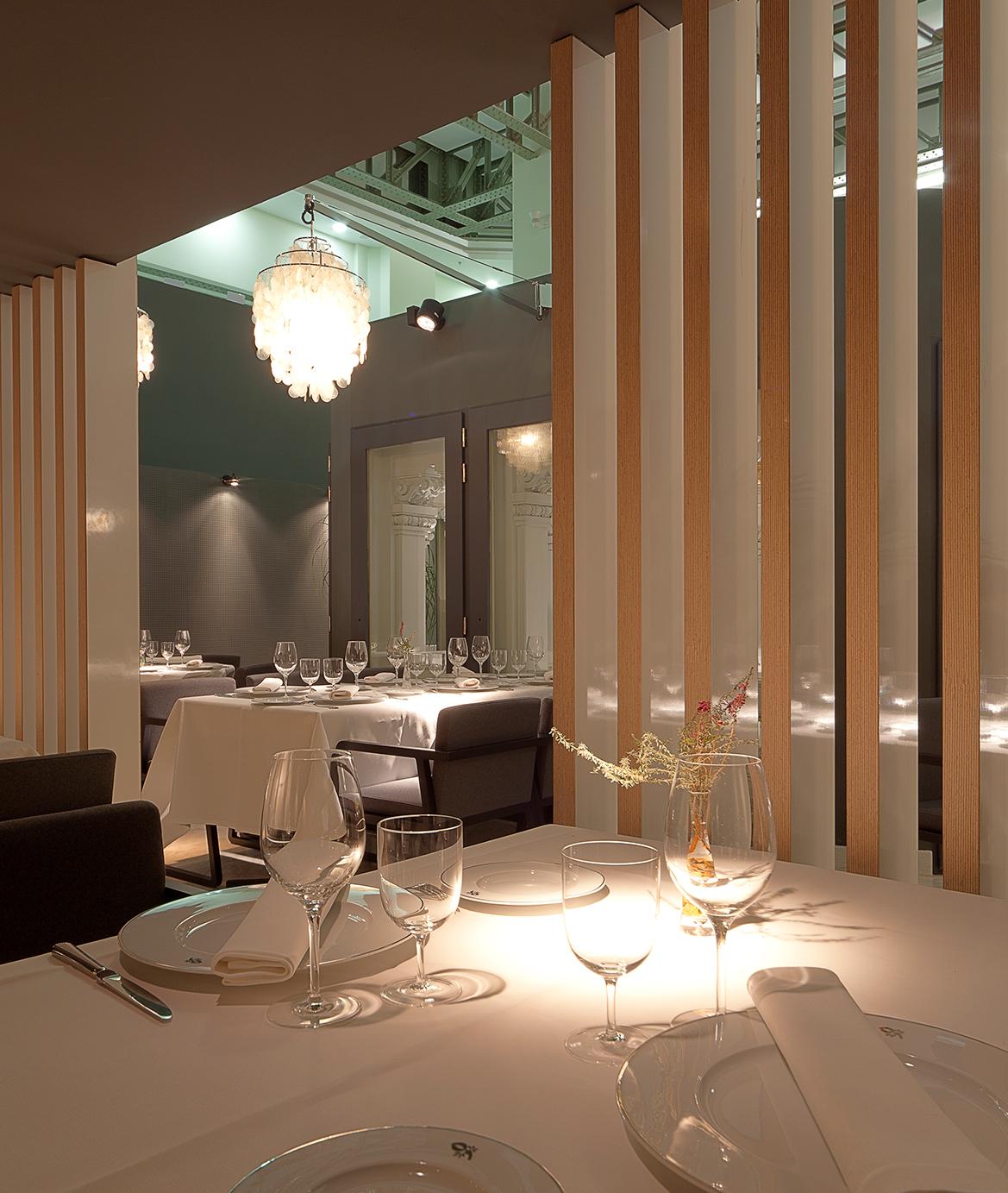 Restaurante Palacio Cibeles On Behance