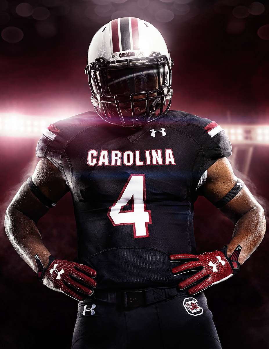 University of South Carolina Gamecock Football 2015 on Behance