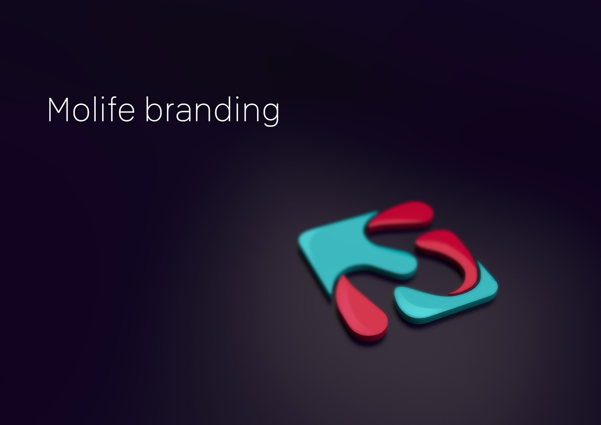 Molife Re-branding on Wacom Gallery
