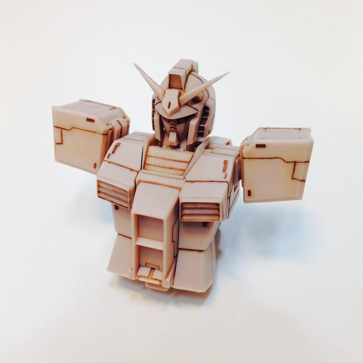 RX-78-2 Gundam on Behance