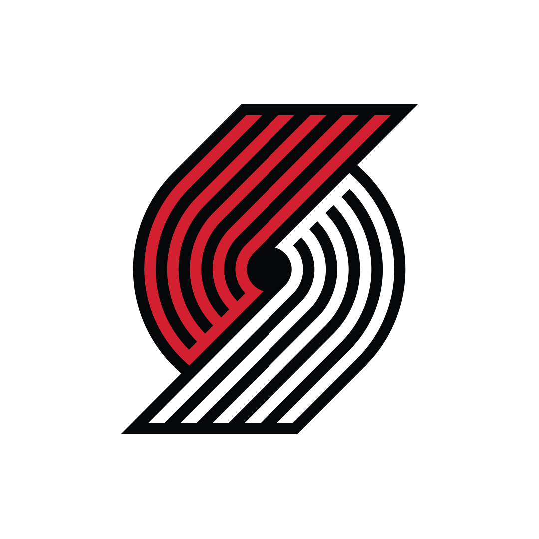 1a29d9991 Official Trail Blazers Rebrand On Behance