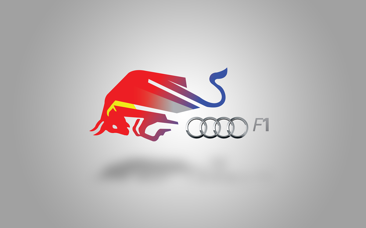 2018 Audi Red Bull F1 On Behance