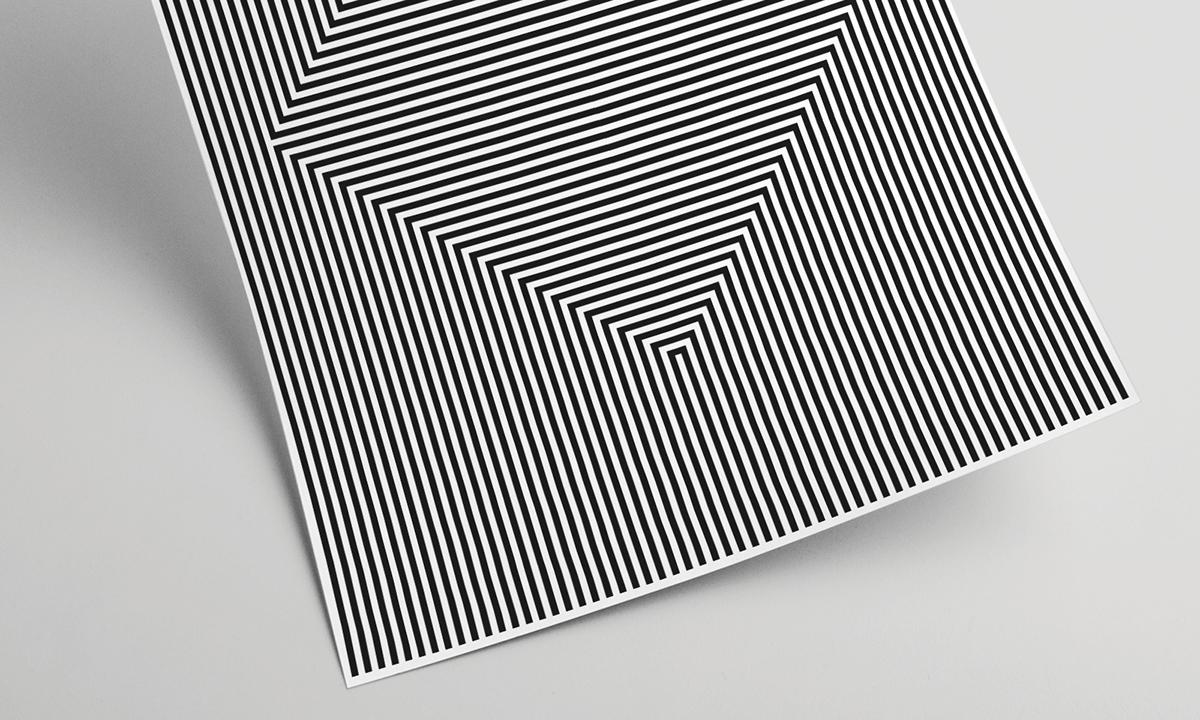 《印刷之美:黑与白》