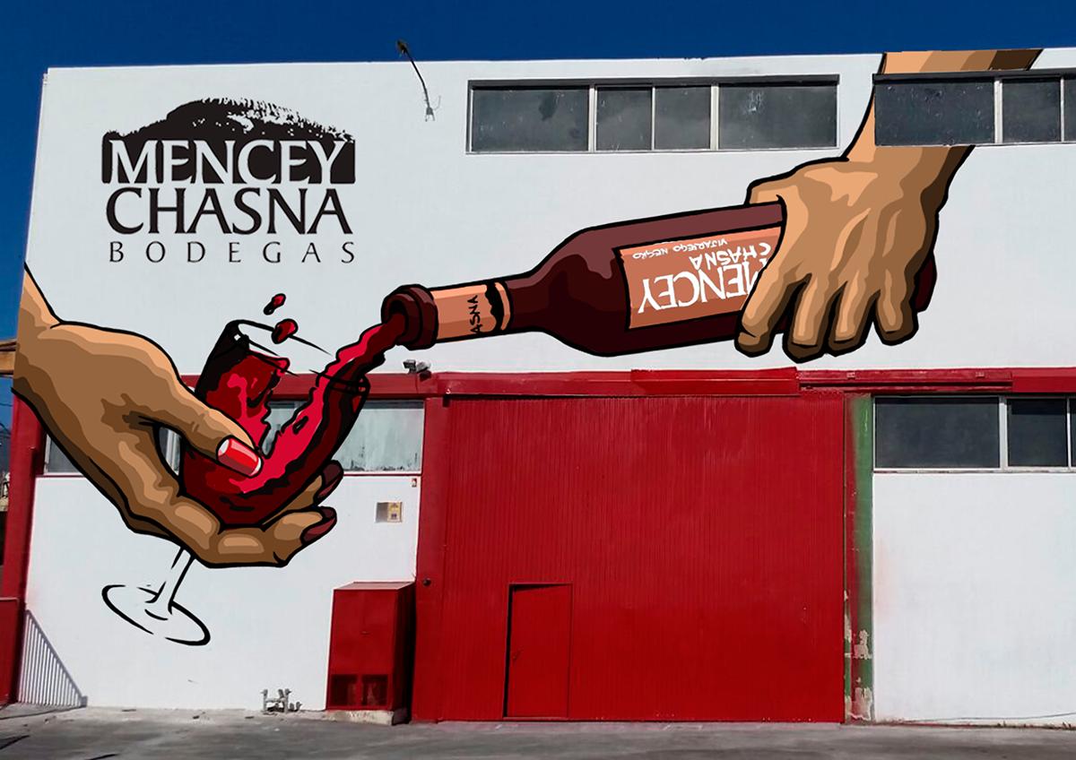 arte urbano wall painting tenerife canarias Graffiti