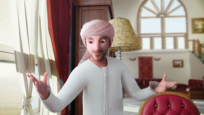 Dolphin Energy Khalid's Adventures