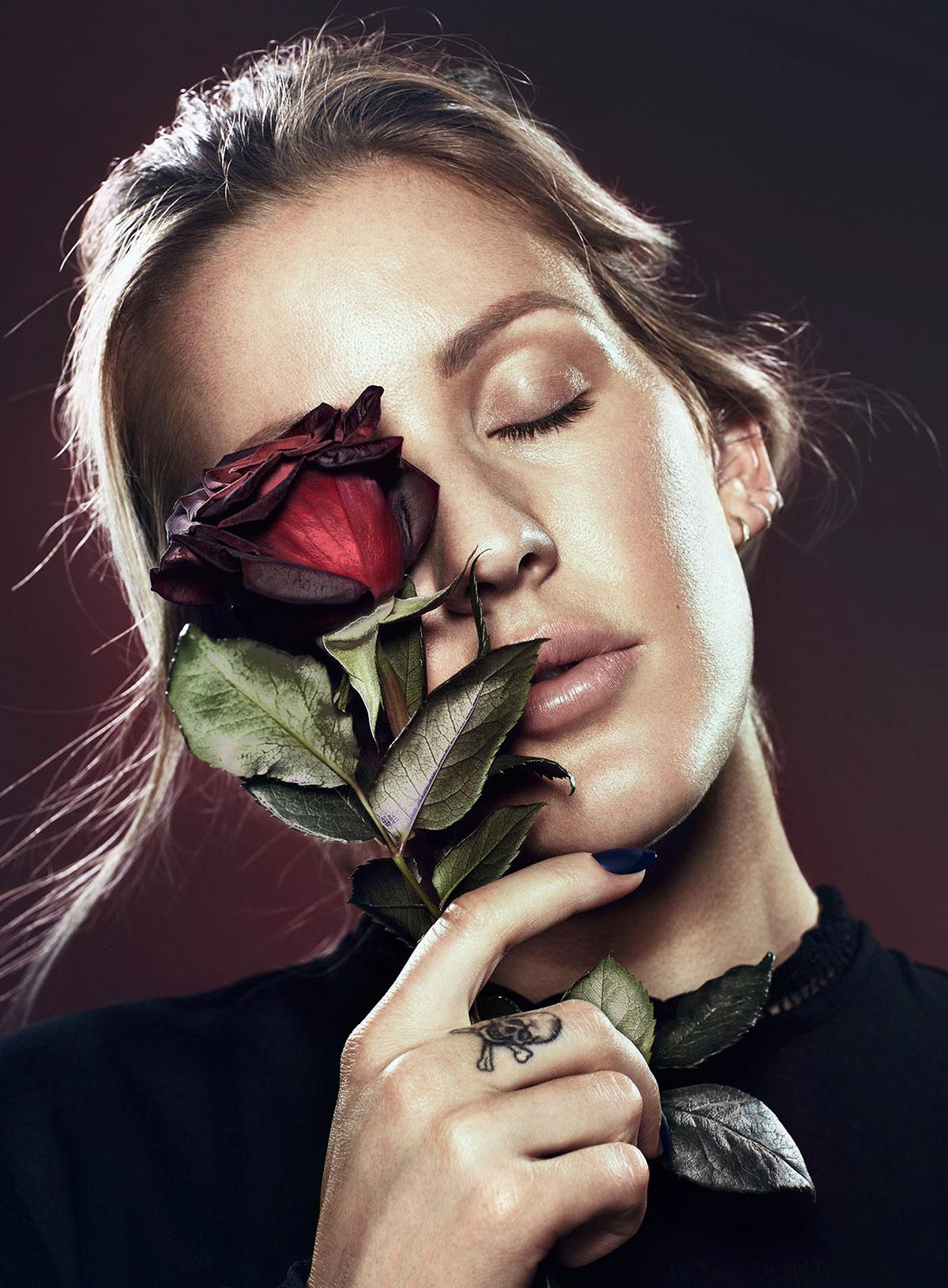 7be9b468b1 Ellie Goulding for Stylist Magazine - Karina Twiss on Wacom Gallery