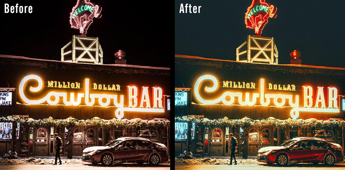 Image may contain: car, billboard and vehicle