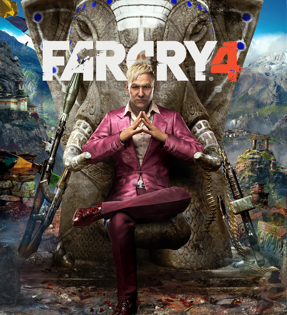 far cry 4 ubisoft game Pack