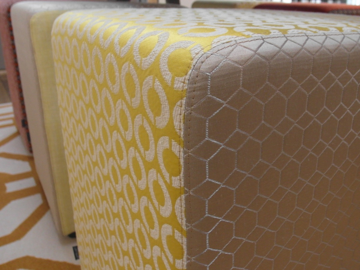 color Office in church interiordesign start up fabric combine