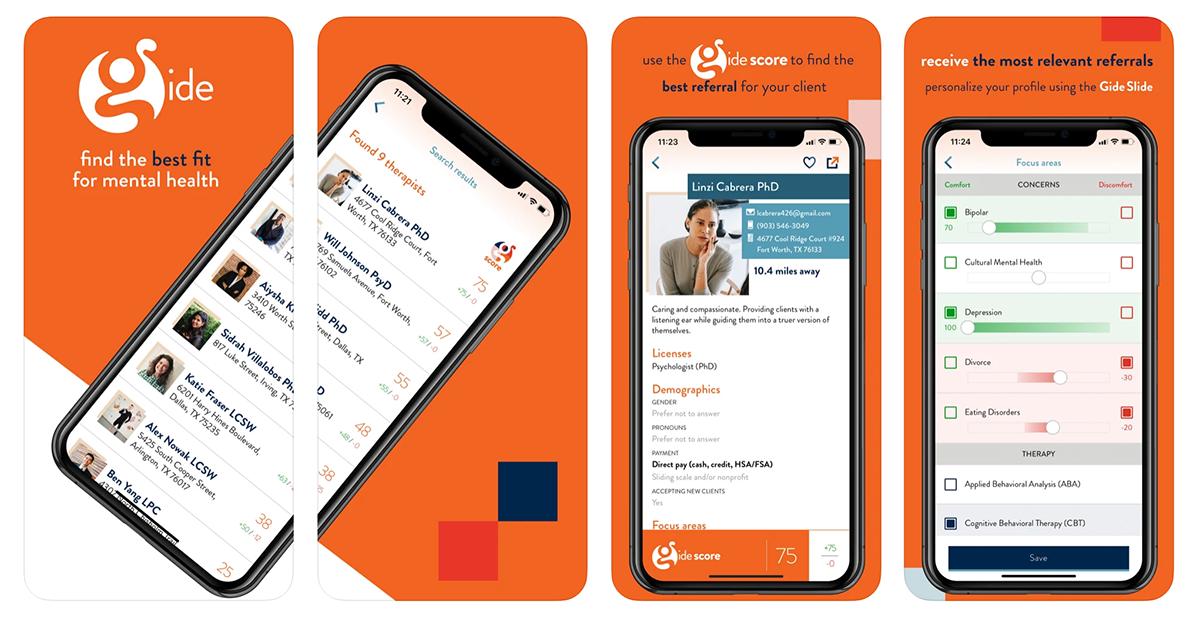app design ArtDirection brand Brand Design creativedirector design medical logo mental health design