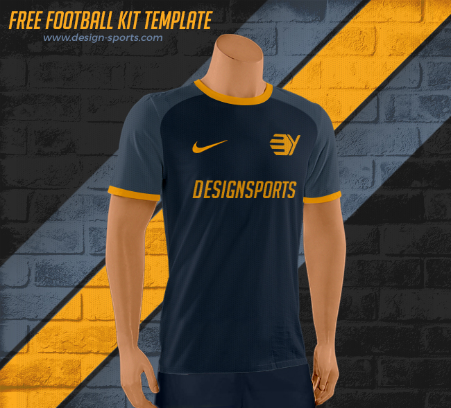 Free Football Kit Template Multibrand On Behance