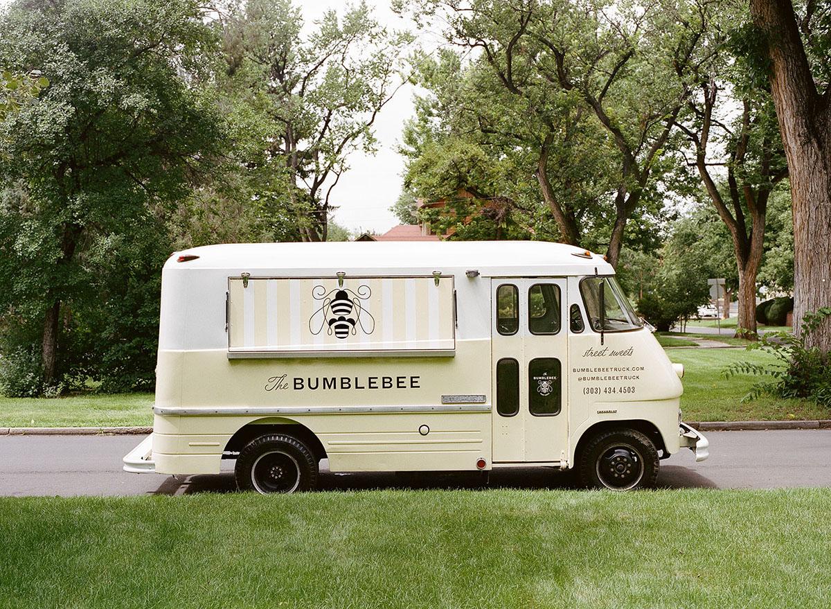 The Bumblebee Food Truck On Behance