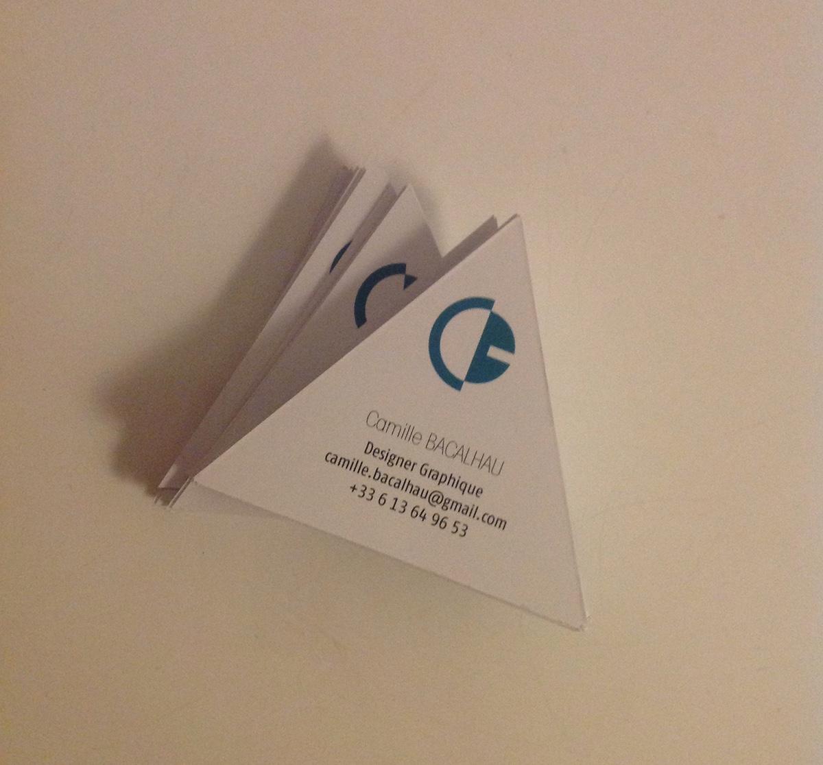 La Suite Creer Une Carte De Visite En Parallele Nous Devions Concevoir Boite Pouvant Contenir 50 Nos Cartes Sans Utiliser Colle