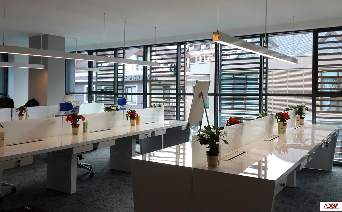 Office MakeIT istanbul interior design