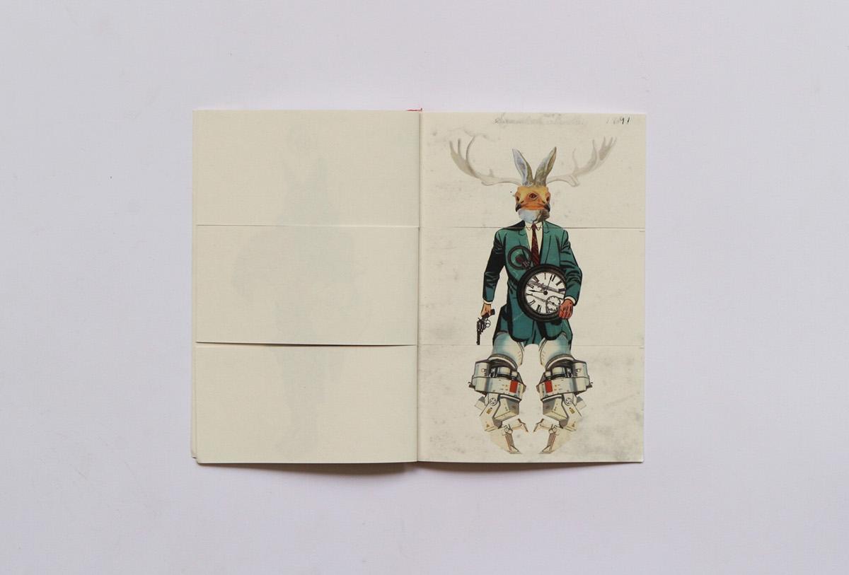 Exquisite Corpse Book
