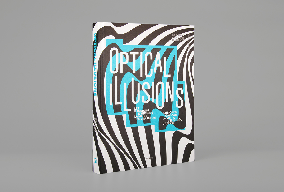 Graphic Design Elements Optical Illusions On Behance