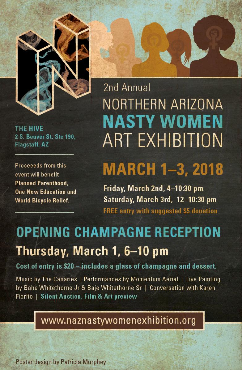 NA Nasty Women Art Exhibition 2018 on Behance