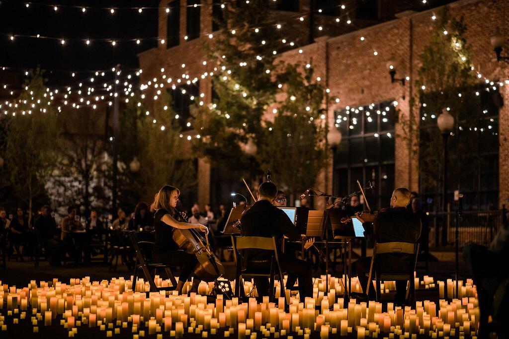 Fever Candlelight Sunset – música clássica ao vivo e ao ar livre em Monsanto