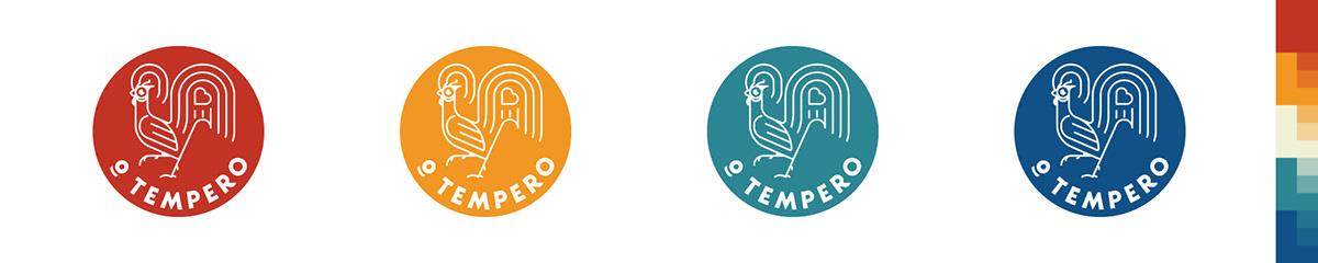 brand identity branding  restaurant logo Logo Design restaurant brand houston texas portuguese fusion