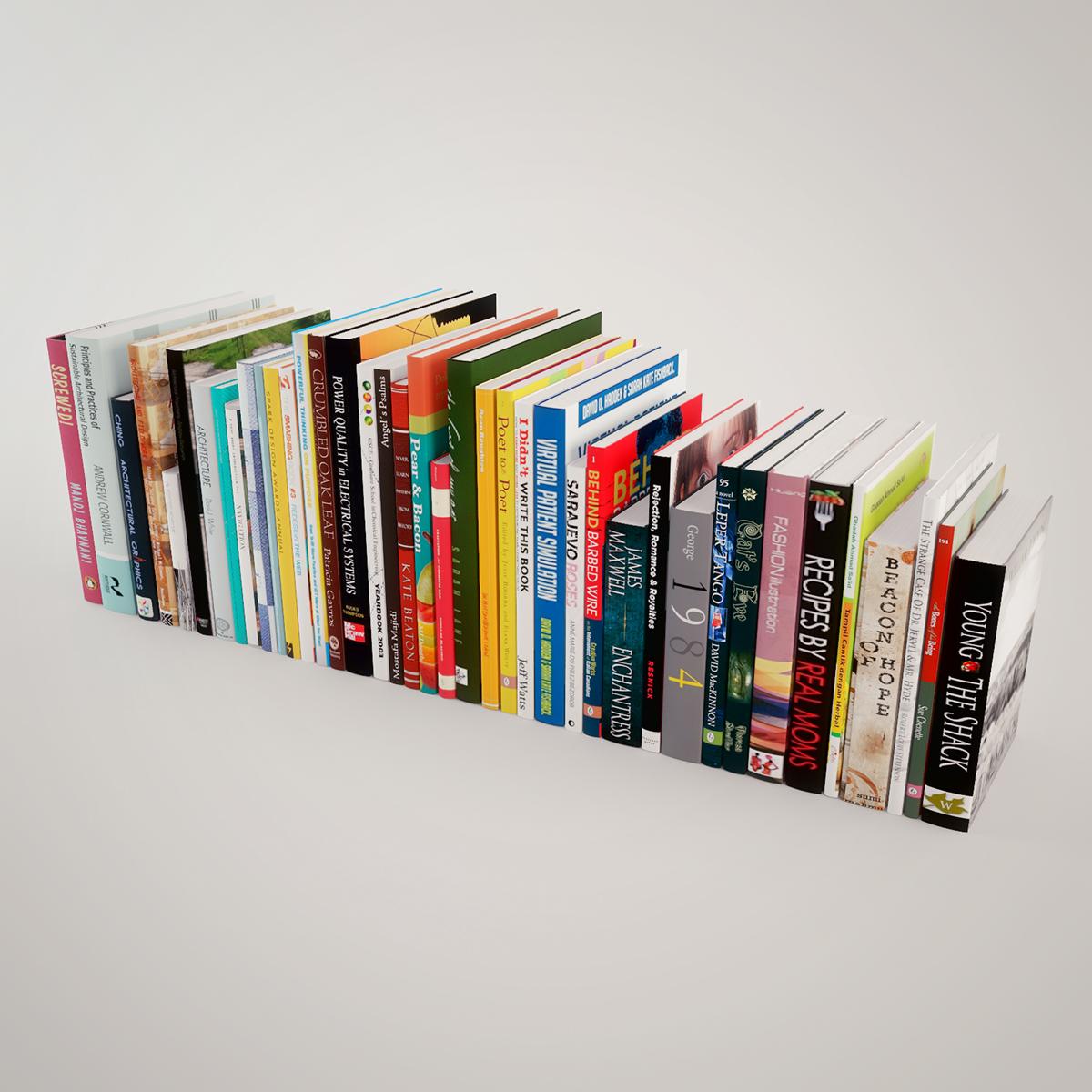 free books models