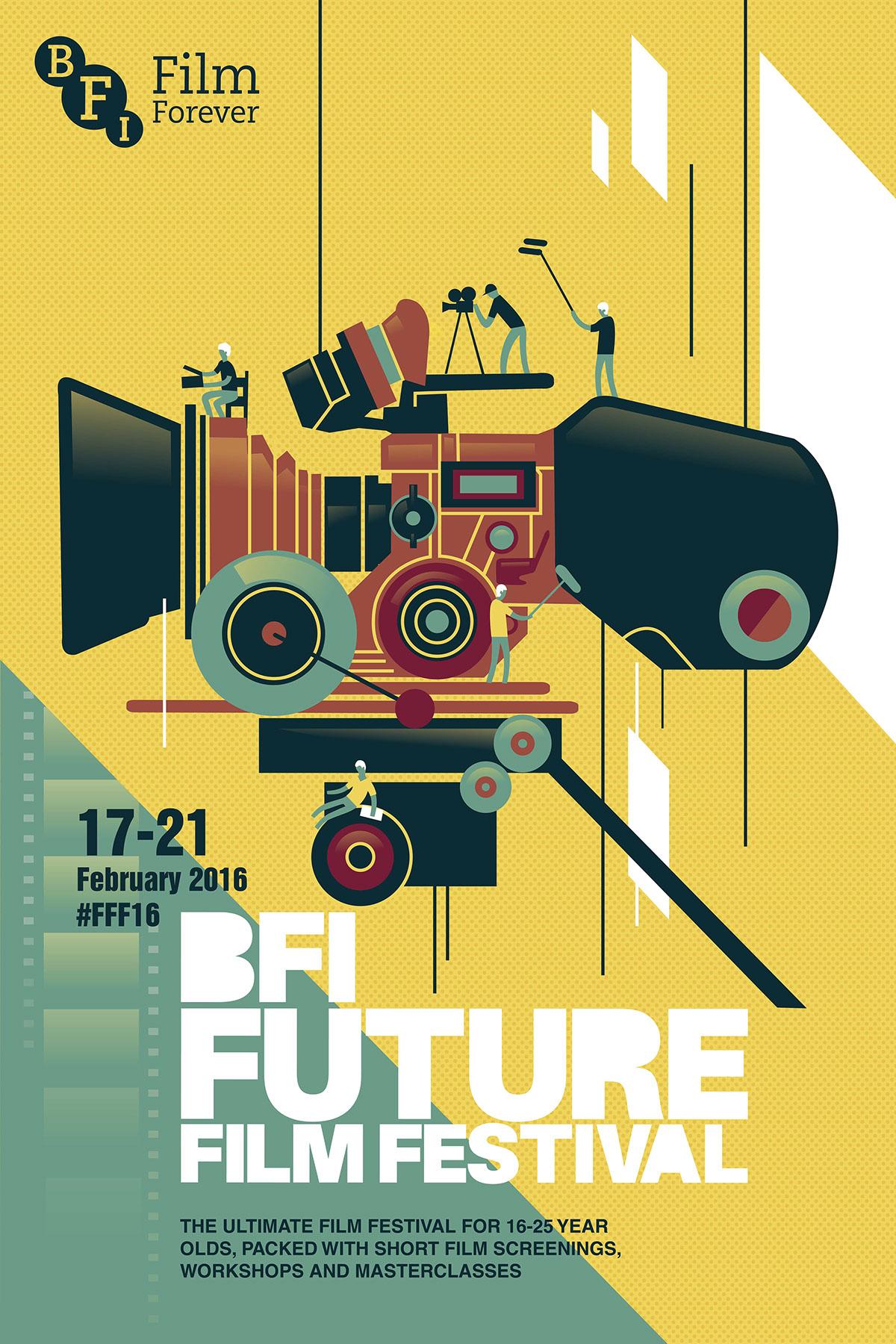 poster design film festival