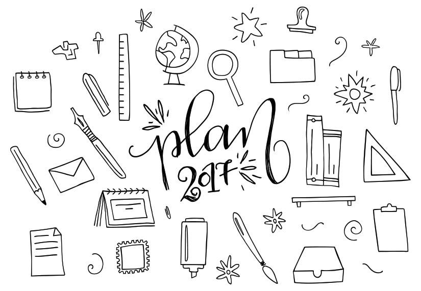 free,freebie,free element,Office Element,Plan,planning,hand-drawn,drawning