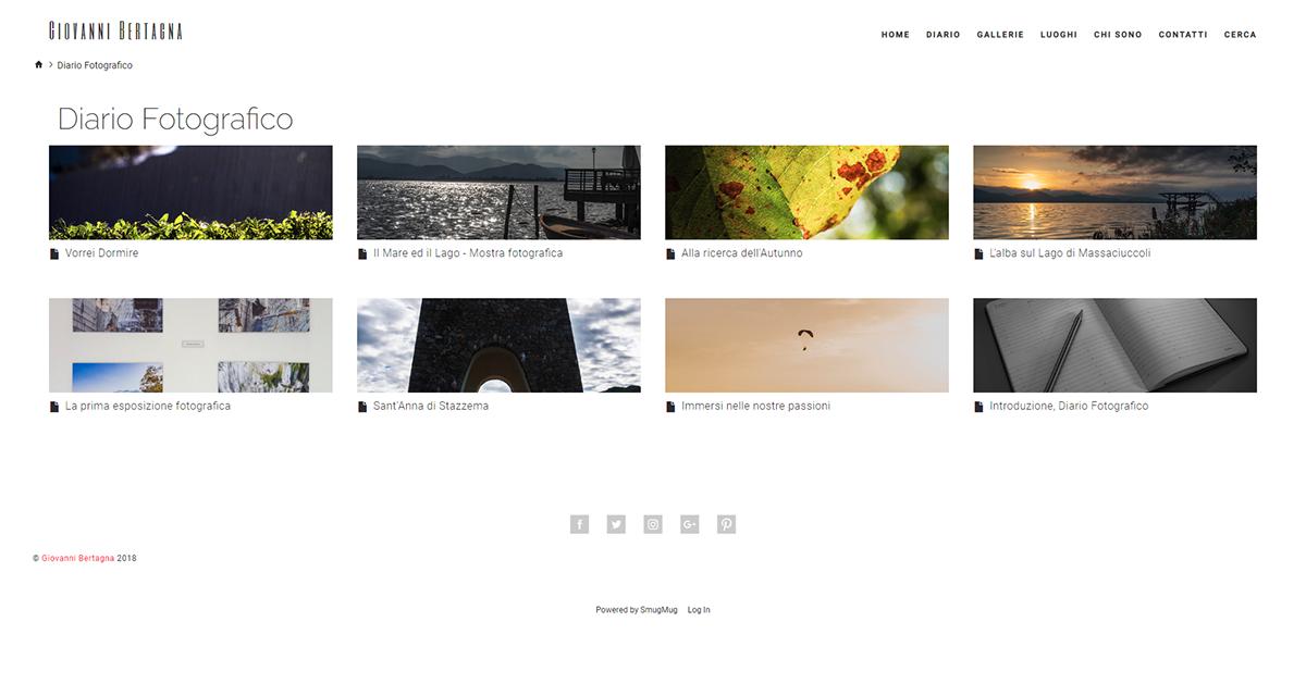 Diário Fotográfico smugmug Racconti fotografici Luoghi fotografici portfolio Fotografia