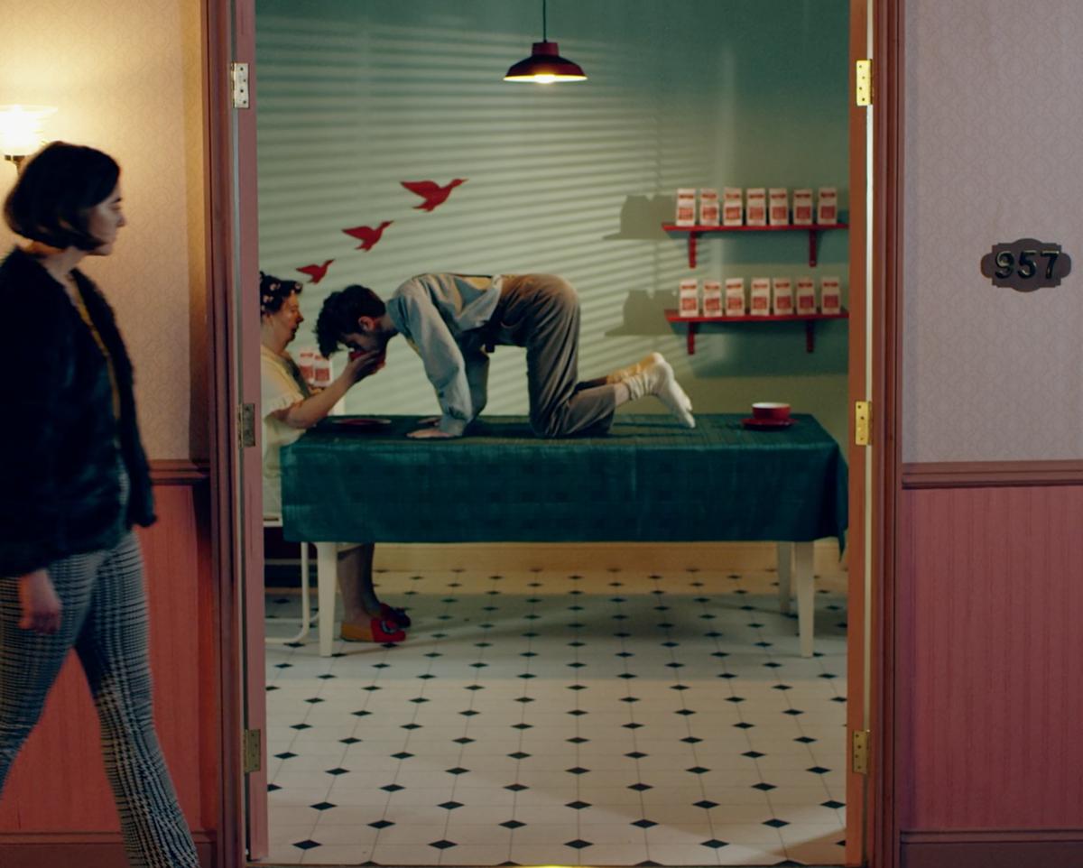 set design  Film   music video production design vibrant quirky