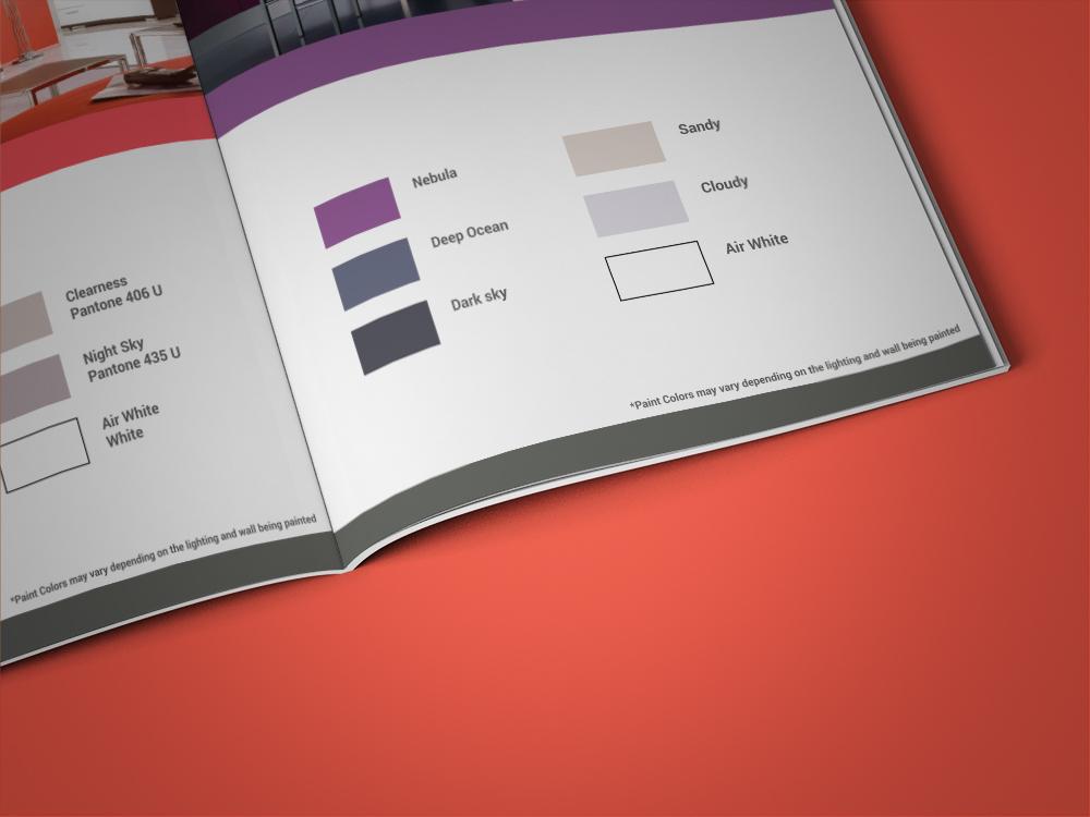 pantone swatch book design - Pantone Color Swatch Book