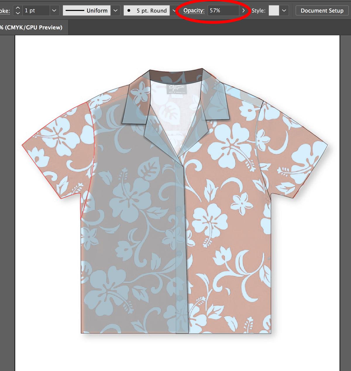 e89af8872df Design Process: The Hawaiian Shirt on Behance
