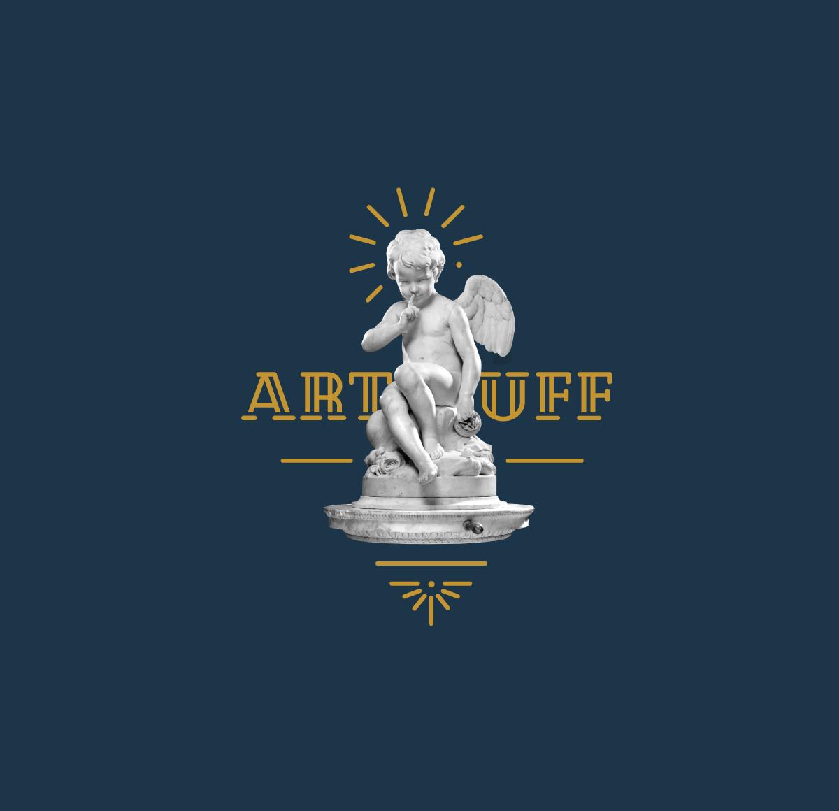 art toy toys angel Clothing Fashion  handmade branding  graphic design  identity