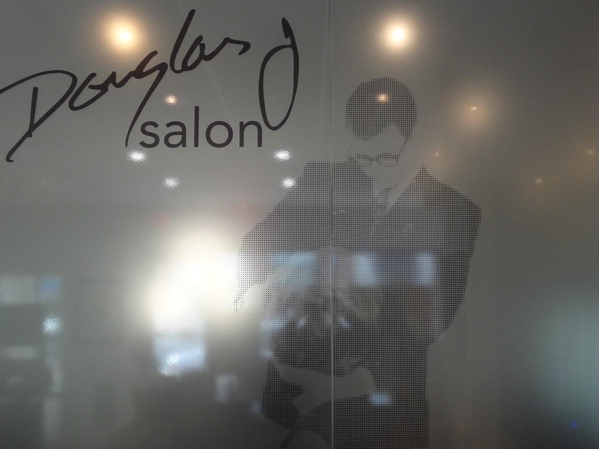 Interior design douglas j salons leslie mcgwire on behance for 77 salon oakland