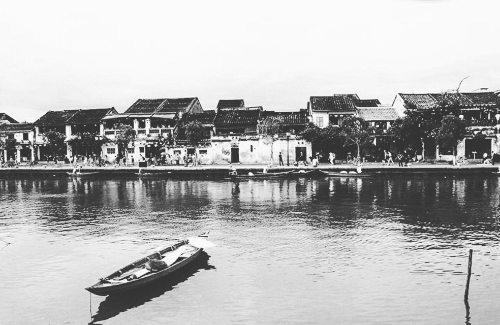hoai river hoian pham son photography