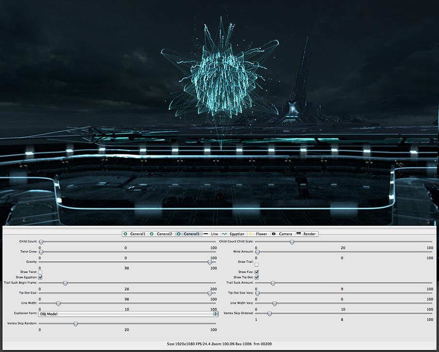 Tron Legacy Holograms on Behance