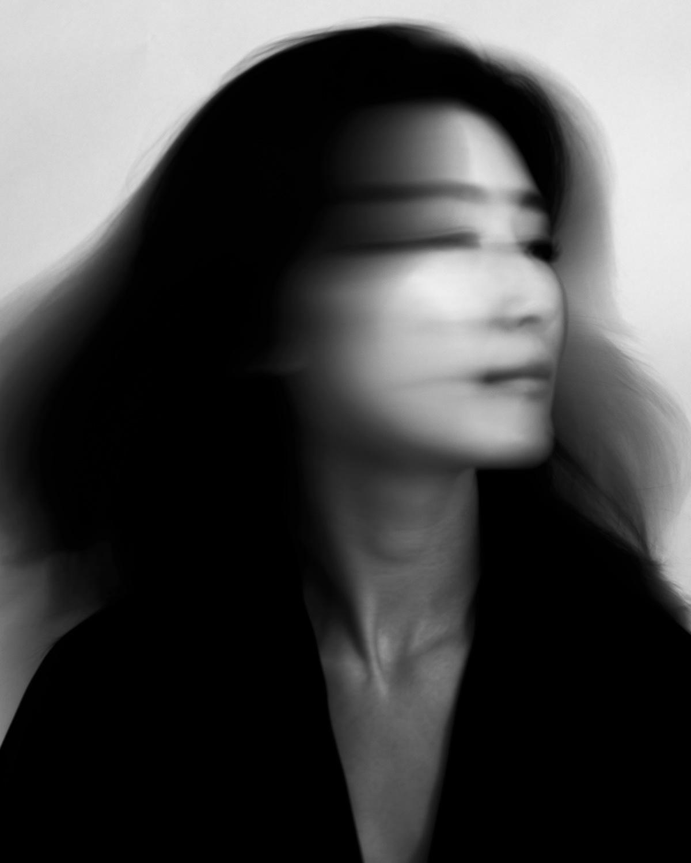 black and white blur dark ghost japanese Exposure shutter yokai japan long exposure