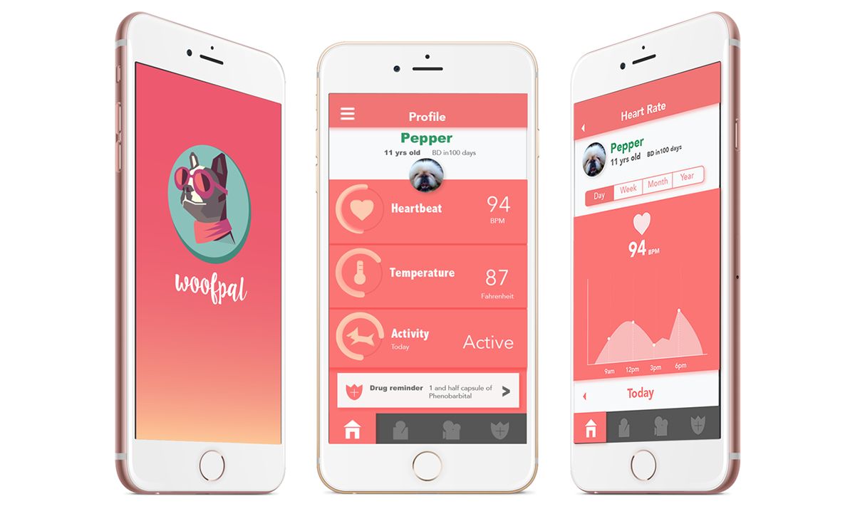 Mobile Application Ui Design Jquery Iphone 6 On Behance