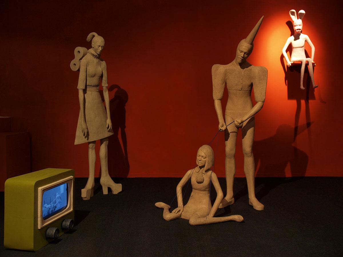 installation sculptur