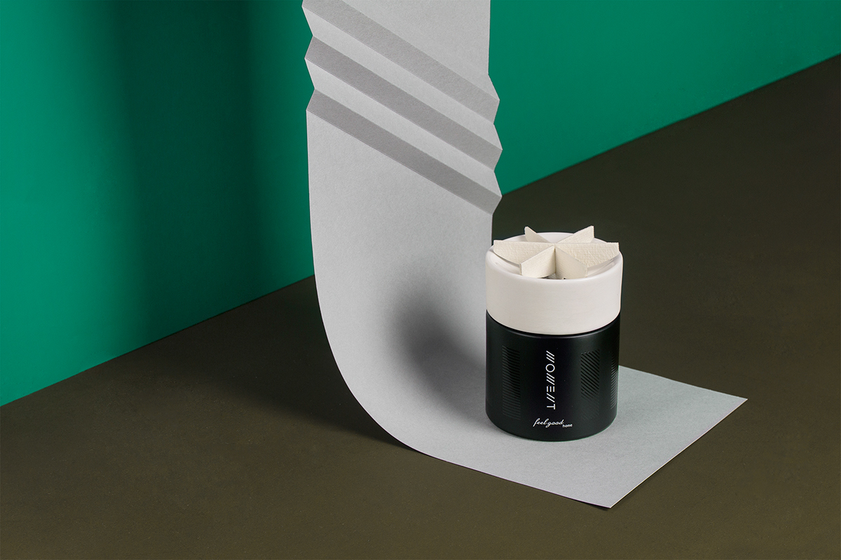 Packaging Fragrance candle