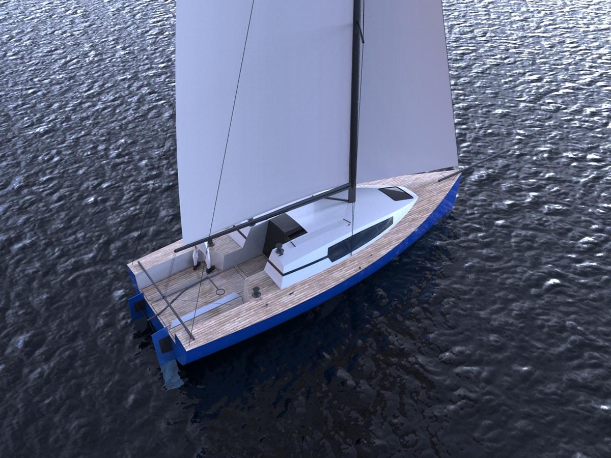 ENSAPLV ENSTA Bretagne Naval Design boat yacht naval