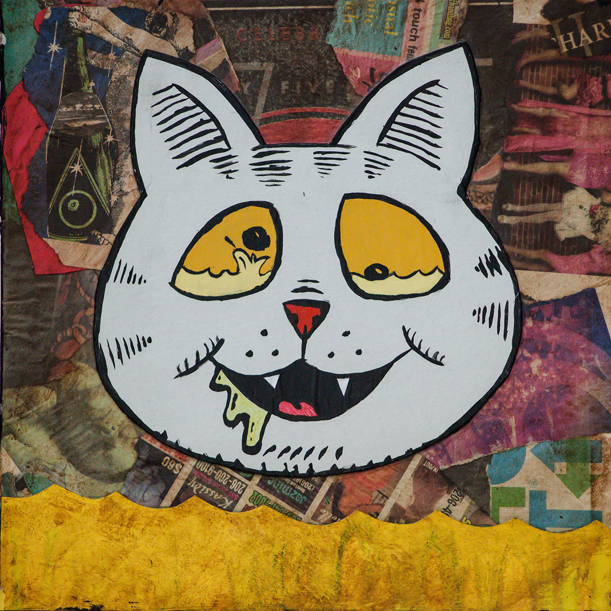 Fritz The Cat Series On Behance