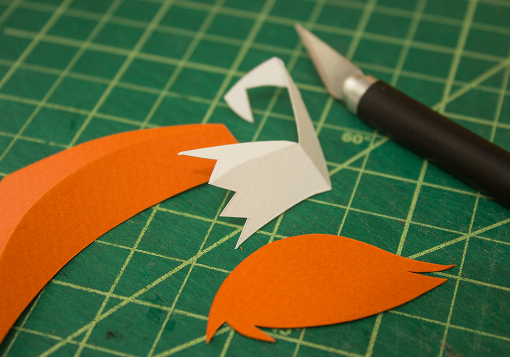 Graphic Design Paper Craft Project Inspired By The Little Prince