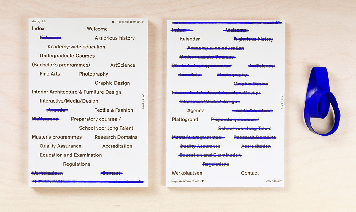 royal academy of art study guide 2013 2014 on behance rh behance net Study Guide Outline Examples Study Guide