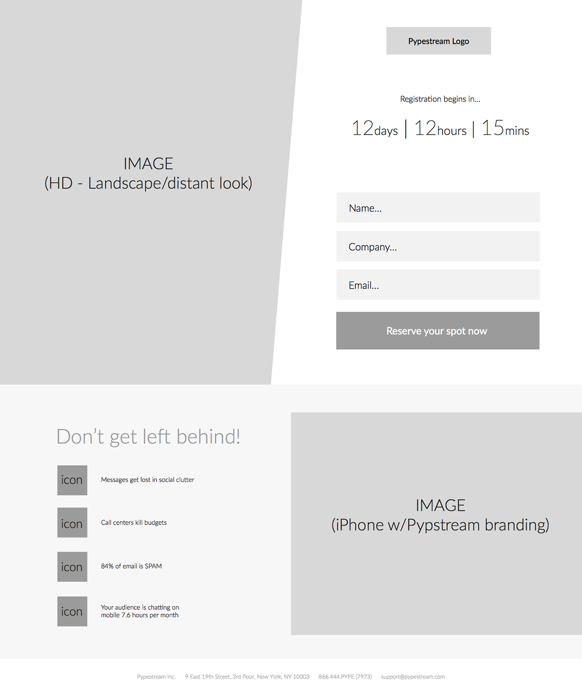 messaging messenger user experience Mockup prototype iphone macbook Layout wireframes iMac animated gif gif animation gif
