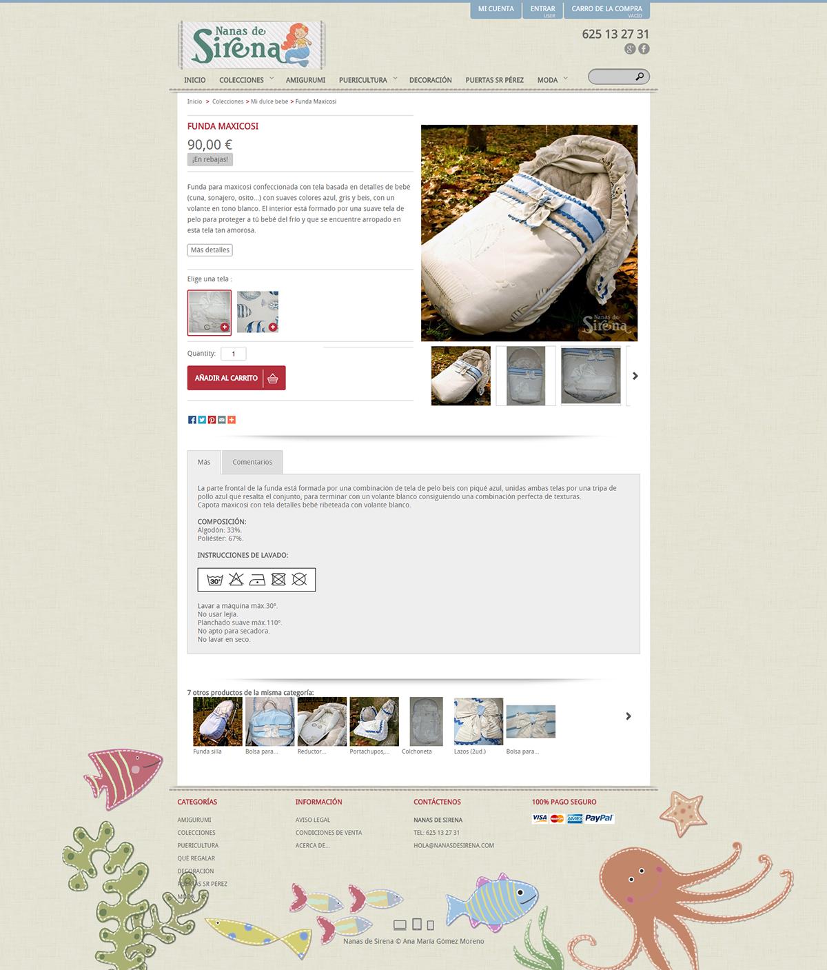e-commerce Prestashop