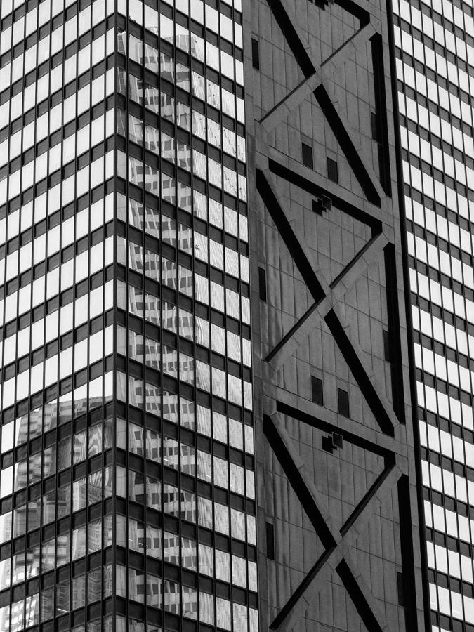 buildings facades tokyo japan