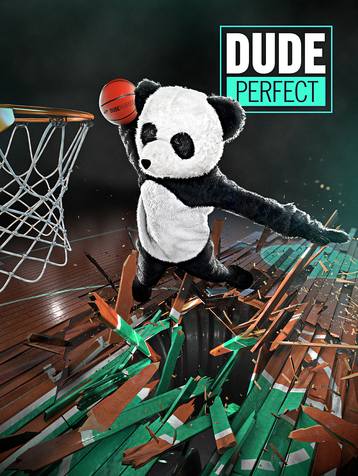 Dude perfect artwork on behance for Dude perfect coloring pages
