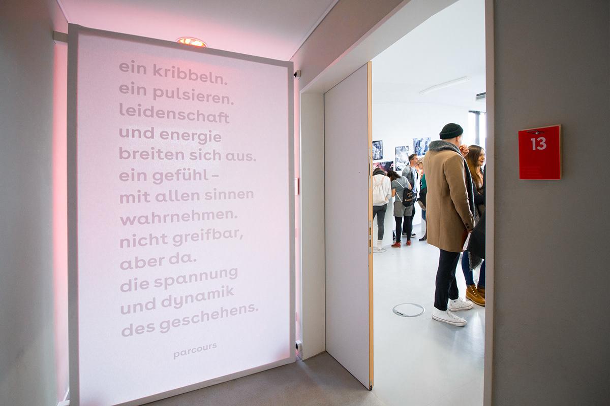 branding  exhibiton ArtDirection
