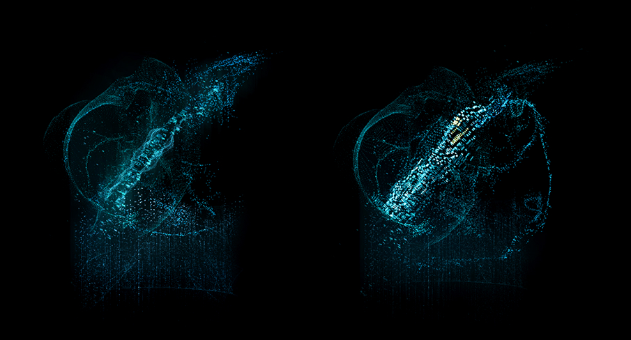 Tron Legacy Holograms on Behance